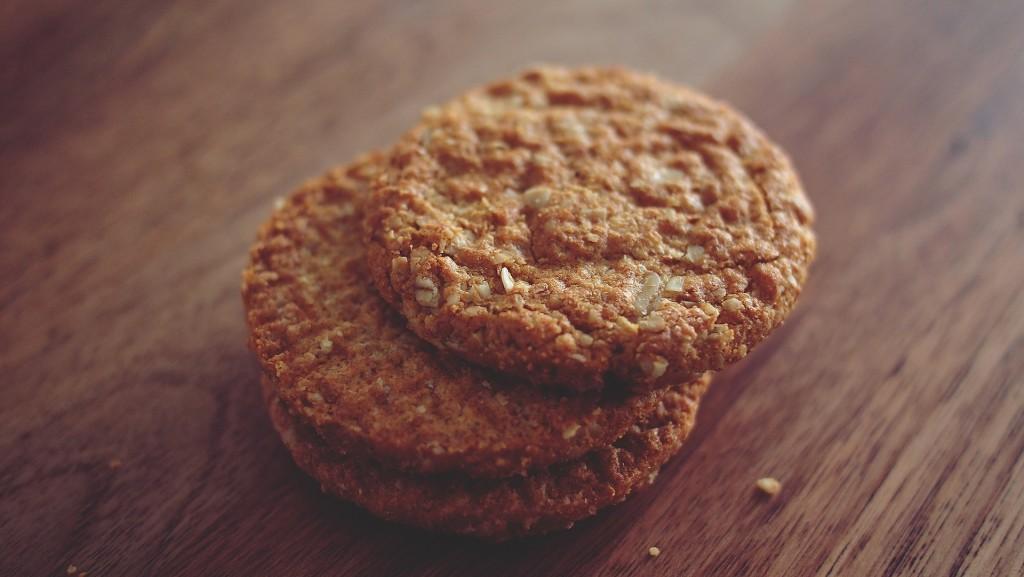 マクロビクッキー